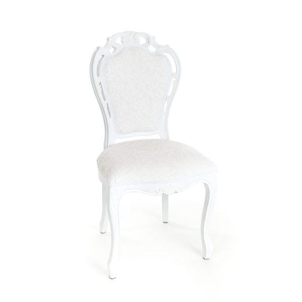 Witte chiavari stoel