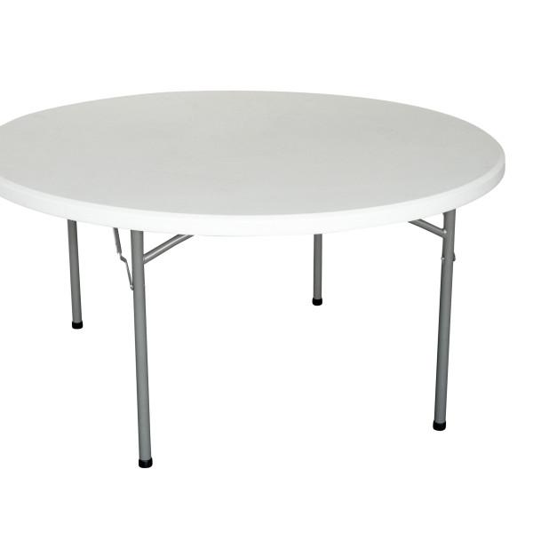 Ronde tafel 1.50 m.