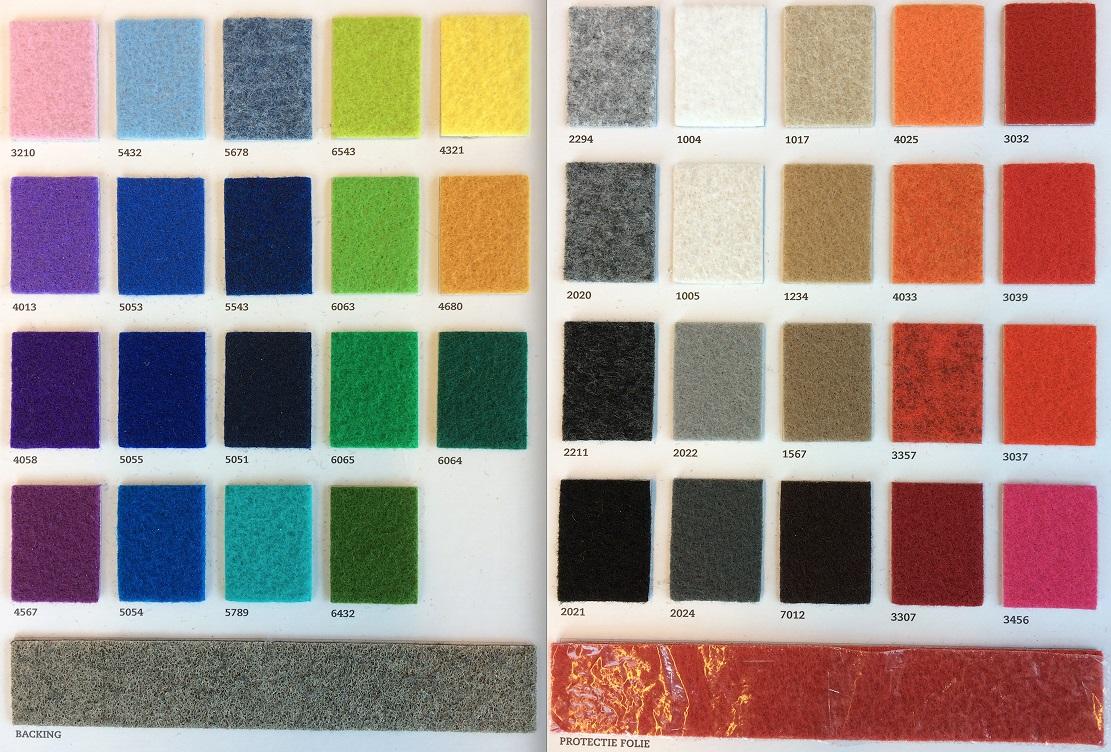 Lopers kleuren Feestmateriaal verhuur